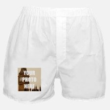 Your Photo Here Personalize It! Boxer Shorts