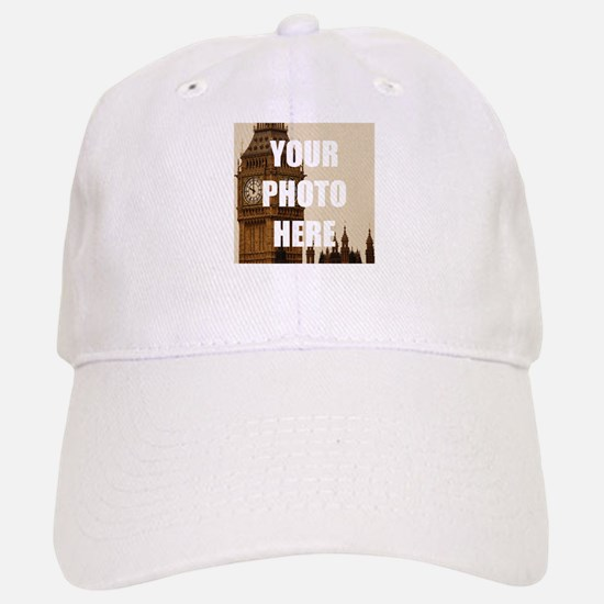 Your Photo Here Personalize It! Baseball Hat