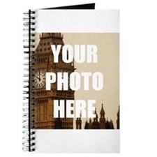 Your Photo Here Personalize It! Journal