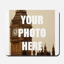 Your Photo Here Personalize It! Mousepad