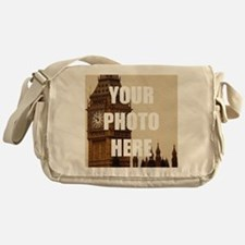 Your Photo Here Personalize It! Messenger Bag