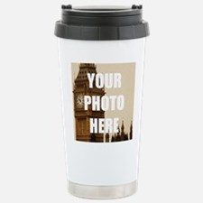 Your Photo Here Personalize It! Travel Mug