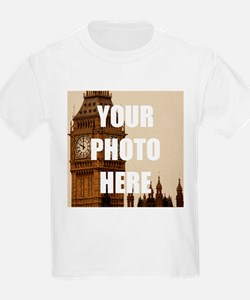 Your Photo Here Personalize It! T-Shirt