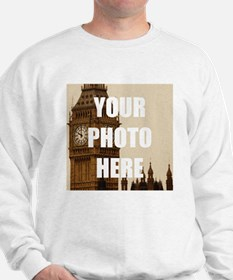 Your Photo Here Personalize It! Sweatshirt