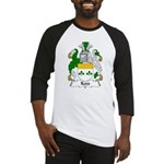 Rodd Family Crest Baseball Jersey
