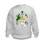 Rodd Family Crest Kids Sweatshirt