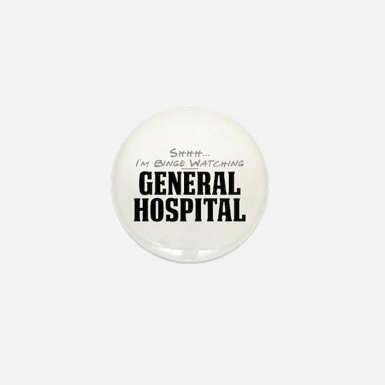 Shhh... I'm Binge Watching General Hospital Mini B