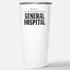 Shhh... I'm Binge Watching General Hospital Cerami