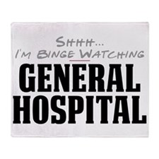 Shhh... I'm Binge Watching General Hospital Stadiu