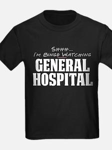 Shhh... I'm Binge Watching General Hospital T