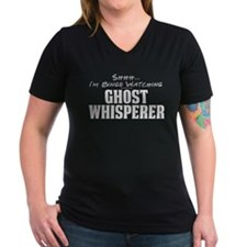 Shhh... I'm Binge Watching Ghost Whisperer Shirt