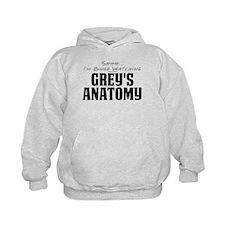 Shhh... I'm Binge Watching Grey's Anatomy Kid's Ho