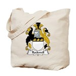 Rockwell Family Crest Tote Bag