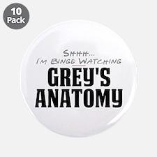 "Shhh... I'm Binge Watching Grey's Anatomy 3.5"" But"