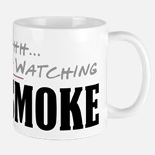 Shhh... I'm Binge Watching Gunsmoke Mug