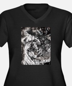 Echoes Of The Past Plus Size T-Shirt