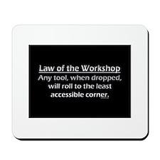Workshop Magnet.png Mousepad