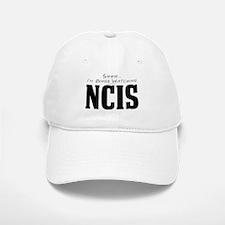 Shhh... I'm Binge Watching NCIS Baseball Baseball Cap