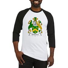 Robinson Family Crest Baseball Jersey