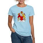Robins Family Crest Women's Light T-Shirt