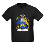 Robin Family Crest Kids Dark T-Shirt