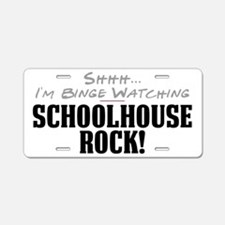 Shhh... I'm Binge Watching Schoolhouse Rock! Alumi