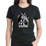 Robbins Family Crest Women's Dark T-Shirt