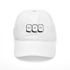 Ctrl Alt Del Baseball Cap