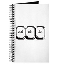 Ctrl Alt Del Journal