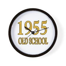 1955 Old School Wall Clock