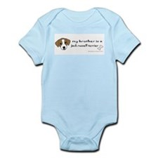 Big sister dog Infant Bodysuit