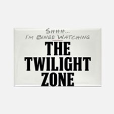 Shhh... I'm Binge Watching The Twilight Zone Recta