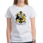 Risebrow Family Crest Women's T-Shirt