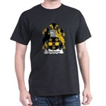Risebrow Family Crest Dark T-Shirt