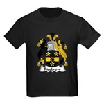 Risebrow Family Crest Kids Dark T-Shirt