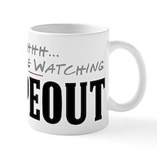 Shhh... I'm Binge Watching Wipeout Mug