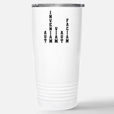 """""""Aut Viam Inveniam"""" Travel Mug"""