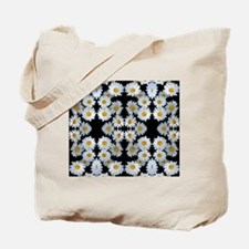90s vintage floral Tote Bag