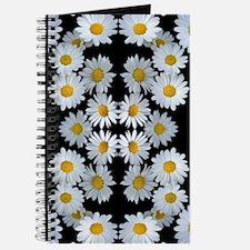 90s vintage floral Journal