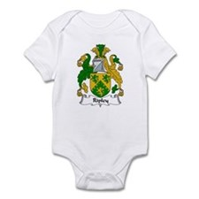Ripley Family Crest Infant Bodysuit