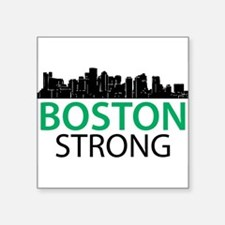 Boston Strong - Skyline Sticker