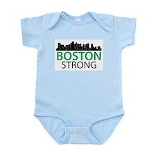 Boston Strong - Skyline Body Suit