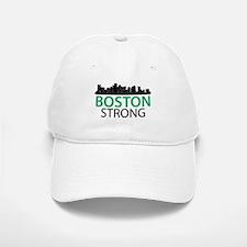 Boston Strong - Skyline Baseball Baseball Cap