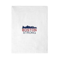Boston Strong - Skyline Twin Duvet
