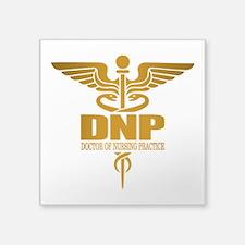 DNP gold Sticker
