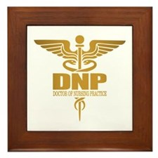 DNP gold Framed Tile