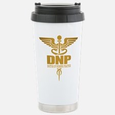 DNP gold Travel Mug
