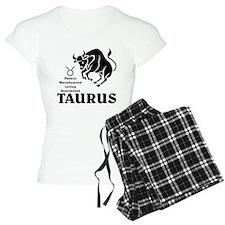 TaurusLIGHTFRONT Pajamas