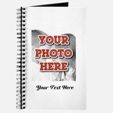 CUSTOM 8x10 Photo and Text Journal