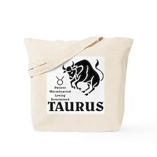 TaurusLIGHTFRONT Tote Bag